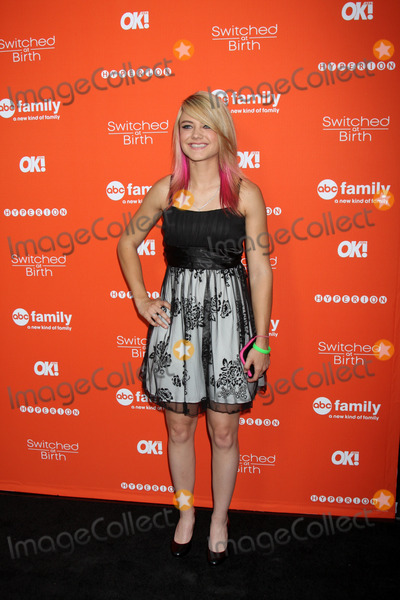 Ashley Fiolek Photo - LOS ANGELES - SEP 13  Ashley Fiolek arrives at the Switched at Birth Fall Premiere  Book Launch Party at The Redbury Hotel on September 13 2012 in Los Angeles CA