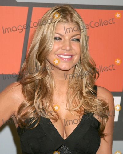 Fergi Photo - Fergie of the Black-Eyed PeasVH1 Presents Big in 06Sony StudiosCulver City  CADecember 2 2006