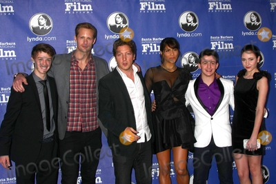 Alexander Skarsgrd Photo - SANTA BARBARA - JAN 24  Colin Ford Alexander Skarsgrd Henry Alex Rubin Paula Patton Aviad Bernstein Haley Ramm arrives at the Santa Barbara International Film Festival  Disconnect premiere at Arlington Theater on January 24 2013 in Santa Barbara CA