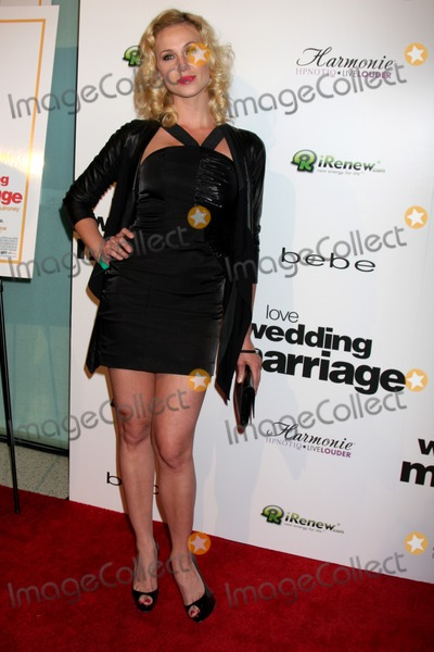 Gabrielle Shuff Photo - LOS ANGELES - MAY 17  Gabrielle Shuff arriving at the Love Wedding Marriage LA Premiere at Silver Screen Theater at the Pacific Design Center on May 17 2011 in Los Angeles CA