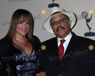 Judge Joe Brown Photo - LOS ANGELES - JUN 14  Judge Joe Brown arrives at the ATAS Daytime Emmy Awards Nominees Reception at SLS Hotel At Beverly Hills on June 14 2012 in Los Angeles CA