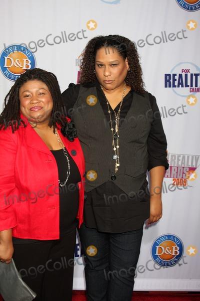 Angela Shelton Photo - Frances Callier  Angela Shelton aka Frangelaarriving at the 2009 Fox Reality Channel Really AwardsThe Music Box at Fonda TheaterLos Angeles  CAOctober 13  2009