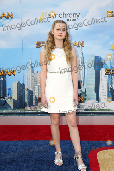 Angourie Rice Photo - LOS ANGELES - JUN 28  Angourie Rice at the Spider-Man Homecoming at the TCL Chinese Theatre on June 28 2017 in Los Angeles CA