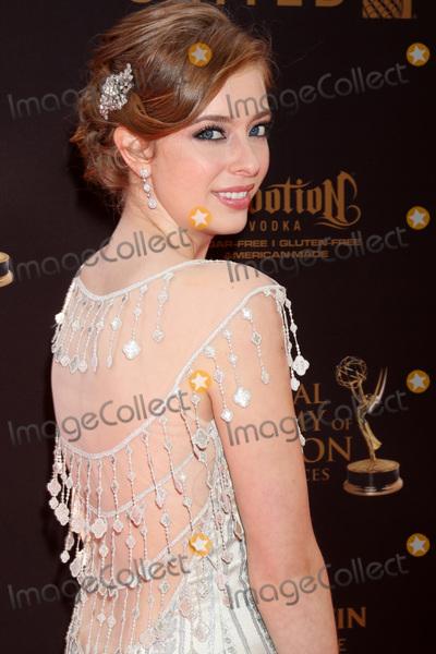 Ashlyn Pearce Photo - LOS ANGELES - MAY 1  Ashlyn Pearce at the 43rd Daytime Emmy Awards at the Westin Bonaventure Hotel  on May 1 2016 in Los Angeles CA