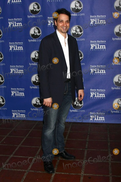 Ralph Macchio Photo - Santa Barbara - JAN 25  Ralph Macchio arrives at the 2013 SBIFF Modern Masters Award presented to Ben Affleck at Arlington Theater on January 25 2013 in Santa Barbara CA