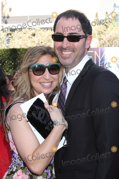 Amy Zvi Photo - LOS ANGELES - AUG 16  Amy Zvi at the 2014 Creative Emmy Awards - Arrivals at Nokia Theater on August 16 2014 in Los Angeles CA