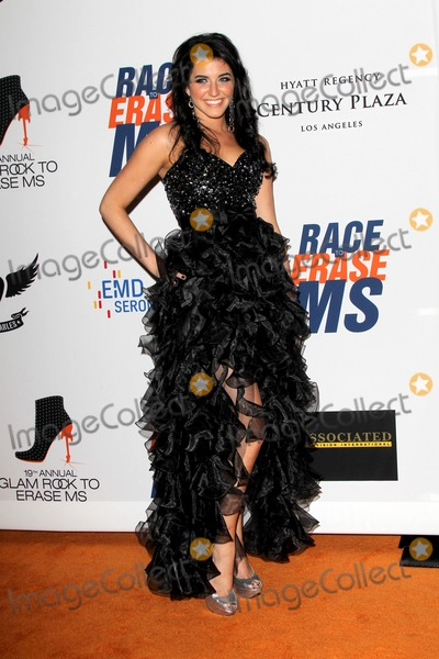 Angelica Salem Photo - LOS ANGELES - MAY 18  Angelica Salem arrives at the 19th Annual Race to Erase MS gala at Century Plaza Hotel on May 18 2012 in Century City CA