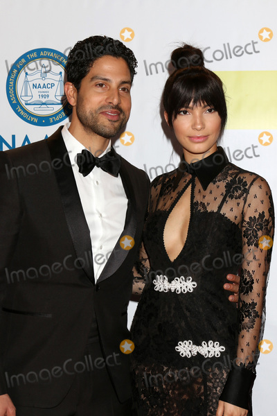 Adam Rodriguez Photo - LOS ANGELES - FEB 11  Adam Rodriguez guest at the 48th NAACP Image Awards Arrivals at Pasadena Conference Center on February 11 2017 in Pasadena CA