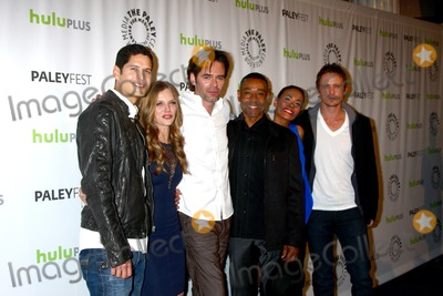 Giancarlo Esposito Photo - LOS ANGELES - MAR 2  JD Pardo Tracy Spiridakos Billy Burke Giancarlo Esposito Daniella Alonso and David Lyons arrives at the  Revolution PaleyFEST Event at the Saban Theater on March 2 2013 in Los Angeles CA