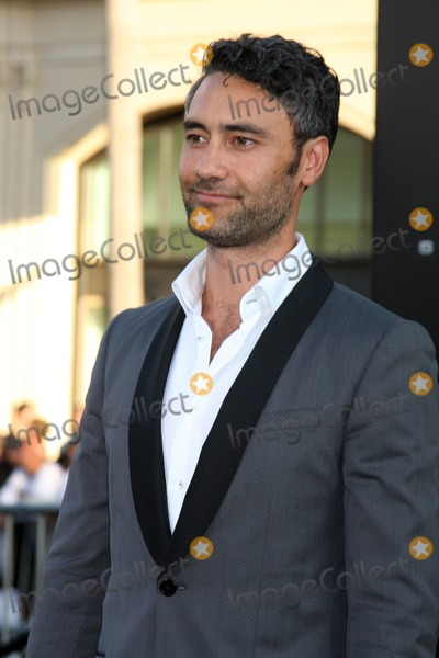 Taika Waititi Photo - LOS ANGELES - JUN 15  Taika Waititi arriving at the Green Lantern Premiere at Graumans Chinese Theater on June 15 2011 in Los Angeles CA