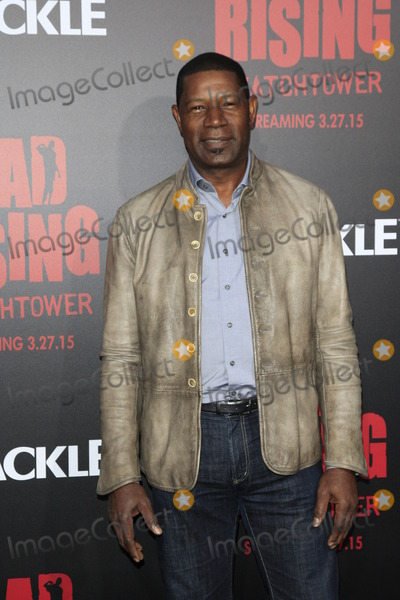 Kim Novak Photo - LOS ANGELES - MAR 11  Dennis Haysbert at the Dead Rising Watchtower World Premiere at the Kim Novak Theater Sony Studios on March 11 2015 in Culver City CA