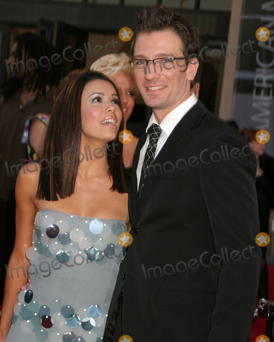 JC Chasez Photo - AMERICAN MUSIC AWARDSLOS ANGELES CANOVEMBER 14 2004EVA LONGORIAJC CHASEZ