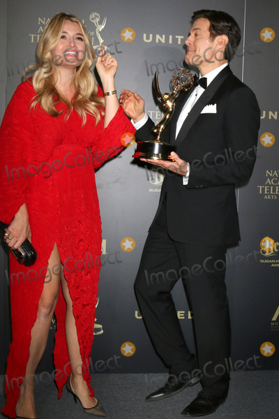 Daphne Oz Photo - LOS ANGELES - APR 30  Daphne Oz Dr Mehmet Oz Outstanding Talk Show - Informative in the 44th Daytime Emmy Awards Press Room at the Pasadena Civic Auditorium on April 30 2017 in Pasadena CA