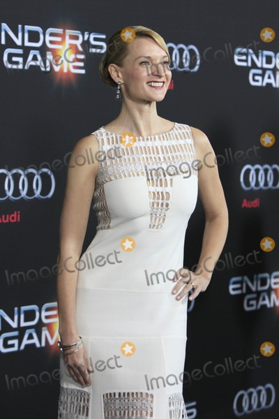 Andrea Powell Photo - LOS ANGELES - OCT 28  Andrea Powell at the Enders Game Los Angeles Premiere at TCL Chinese Theater on October 28 2013 in Los Angeles CA