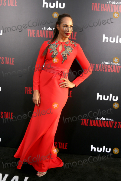 Amanda Brugel Photo - LOS ANGELES - APR 25  Amanda Brugel at the Premiere Of Hulus The Handmaids Tale at Cinerama Dome ArcLight on April 25 2017 in Los Angeles CA