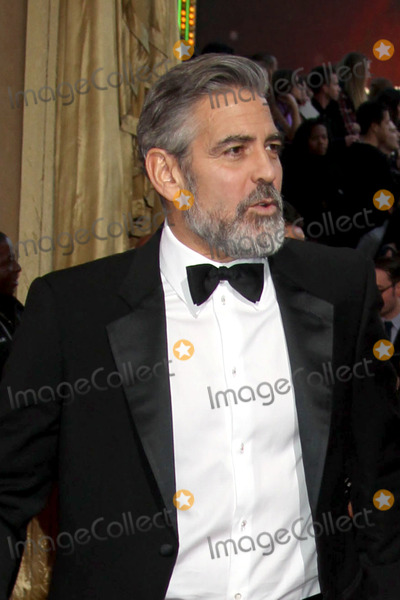 George Clooney Photo - LOS ANGELES - FEB 24  George Clooney arrives at the 85th Academy Awards presenting the Oscars at the Dolby Theater on February 24 2013 in Los Angeles CA