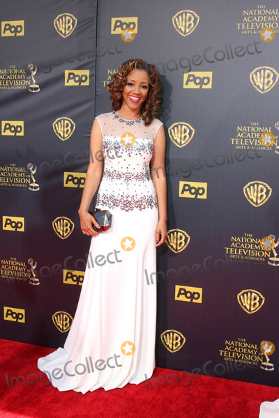 Chrystee Pharris Photo - LOS ANGELES - APR 26  Chrystee Pharris at the 2015 Daytime Emmy Awards at the Warner Brothers Studio Lot on April 26 2015 in Burbank CA