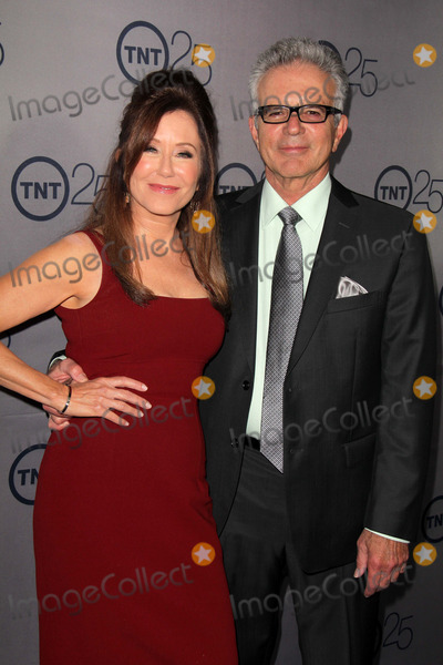 Mary McDonnell and tony denison