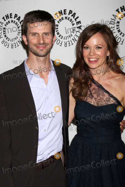 Rachel Boston Photo - LOS ANGELES - APR 14  Frederick Weller Rachel Boston arrives at the celebration of the final season of USA Networks In Plain Sight at The Paley Center For Media on April 14 2012 in Beverly Hills CA
