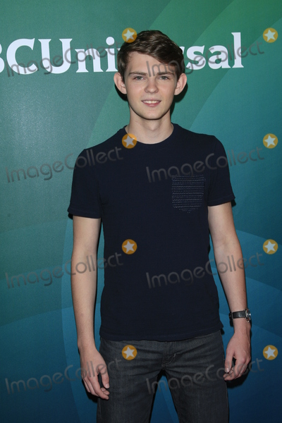 Robbie Kay Photo - LOS ANGELES - AUG 13  Robbie Kay at the NBCUniversal 2015 TCA Summer Press Tour at the Beverly Hilton Hotel on August 13 2015 in Beverly Hills CA