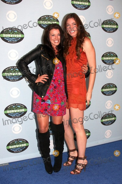 Amanda Kimmel Photo - Parvati Shallow and Amanda Kimmelarrivng at the Survivor 10 Year Anniverary Party CBS Television CItyLos Angeles CAJanuary 9 2010