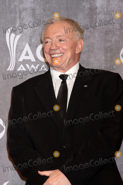 Jerry Jones Photo - LAS VEGAS - APR 6  Jerry Jones at the 2014 Academy of Country Music Awards - Arrivals at MGM Grand Garden Arena on April 6 2014 in Las Vegas NV