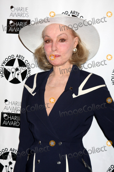 Julie Newmar Photo - LOS ANGELES - MAR 25  Julie Newmar arriving at the Charlie Awards at Hollywood Roosevelt Hotel on March 25 2011 in Los Angeles CA