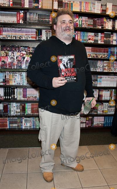 Artie Lange Photo - PHILADELPHIA PA - NOVEMBER 01 American Comedian Artie Lange Signs His New Book Crash And Burn at Barnes  Noble Rittenhouse Square on November 01 2013 in Philadelphia Pennsylvania (Photo by Paul J FroggattFamousPix)