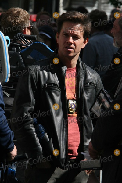 Damon Wayans Jr Photo - New York 9-25-09Damon Wayans Jr Mark Wahlberg  Will Ferrell on the movie set of The Other GuysDigital photo by Maggie Wilson-PHOTOlinknet