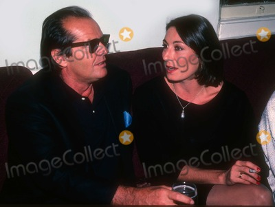 Angelica Huston Photo - Nicholson Huston1238JPG1984 FILE PHOTONew York NYJack Nicholson Angelica HustonPhoto by Adam Scull-PHOTOlinknet