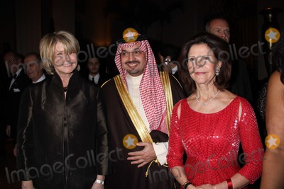 Queen Silvia Photo - New York NY 11-20-2008Martha Stewart Queen Silvia of Sweden Prince Turki bin Abdul aziz  al SaudMentor Foundations Inaugural Royal Gala held at the Waldorf-Astoria HotelDigital photo by Adam Scull-PHOTOlinknet