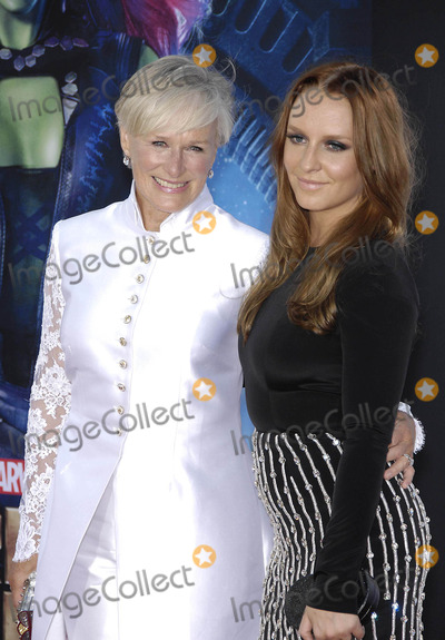 Annie Starke Photo - Photo by Michael GermanastarmaxinccomSTAR MAX2014ALL RIGHTS RESERVEDTelephoneFax (212) 995-119672114Glenn Close and Annie Starke at the premiere of Guardians Of The Galaxy(Hollywood CA)
