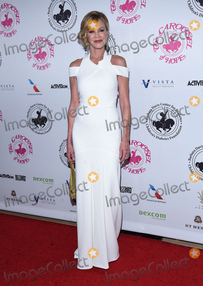Melanie Griffith Photo - Photo by KGC-11starmaxinccomSTAR MAX2016ALL RIGHTS RESERVEDTelephoneFax (212) 995-119610816Melanie Griffith at The 2016 Carousel of Hope Ball(Los Angeles CA)