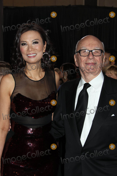 Rupert Murdoch Photo - Photo by REWestcomstarmaxinccom2013ALL RIGHTS RESERVEDTelephoneFax (212) 995-119622413Rupert Murdoch and Wendi Murdoch at the 85th Academy Awards (The Oscars)(Hollywood CA)