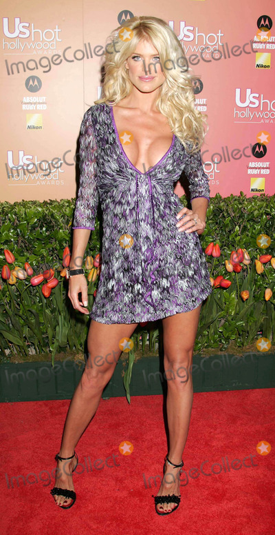 VICTORIA SILVERSTEDT Photo - Photo by REWestcomstarmaxinccom200642606Victoria Silverstedt at the US Weekly Hot Hollywood Awards(Hollywood CA)
