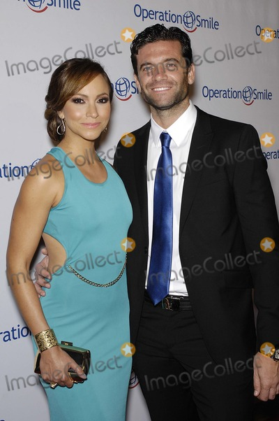 Satcha Pretto Photo - Satcha Pretto and Aaron Butler during the 30th Anniversary OPERATION SMILE GALA held at the Beverly Hilton Hotel on September 28 2012 in Beverly Hills CaliforniaPhoto Michael Germana Star Max