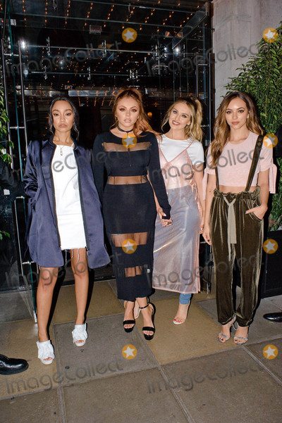 Jade Thirlwall Photo - Photo by KGC-81starmaxinccomSTAR MAX2016ALL RIGHTS RESERVEDTelephoneFax (212) 995-1196112916Little Mix (Leigh Anne Pinnock Jesy Nelson Jade Thirlwall and Perrie Edwards) are seen in London England
