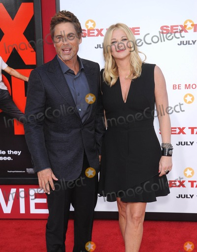 Sheryl Berkoff Photo - Photo by KGC-11starmaxinccomSTAR MAX2014ALL RIGHTS RESERVEDTelephoneFax (212) 995-119671014Rob Lowe and wife Sheryl Berkoff at the premiere of Sex Tape(Westwood CA)