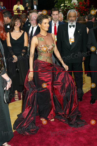 Halle Berry Photo - Photo by Russ EinhornSTAR MAX Inc 200232402Halle Berry at the Oscars(CA)