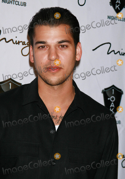 Rob- Kardashian Photo - Photo by Raoul Gatchalianstarmaxinccomcopyright2012ALL RIGHTS RESERVED031612Rob Kardashians birthday bash  at 1 OAK nightclub Las Vegas Nevada - March 16 2012