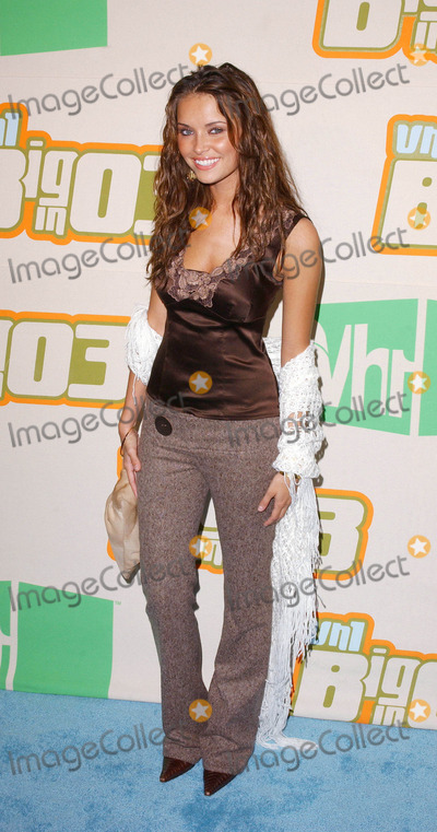 Amy Mueller Photo - Photo by Lee Rothstarmaxinccom2003112003Amy Mueller at VH1 Big In 03(Hollywood CA)