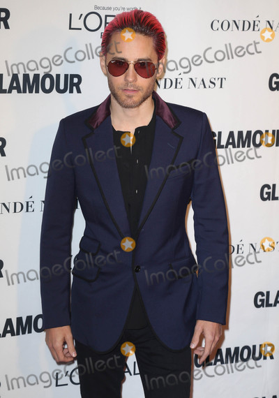 Jared Leto Photo - Photo by KGC-146starmaxinccomSTAR MAXCopyright 2015ALL RIGHTS RESERVEDTelephoneFax (212) 995-119611915Jared Leto at the Glamour Women of the Year Awards(NYC)