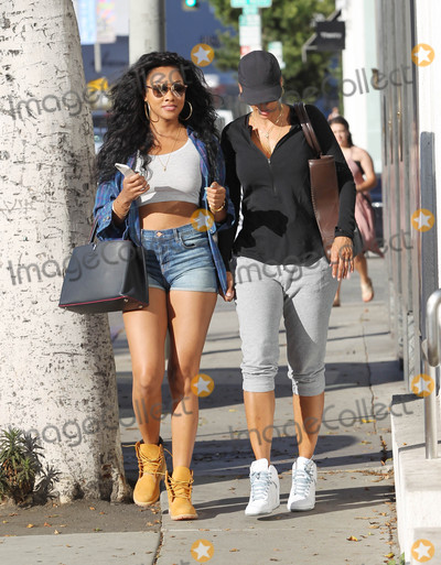 Bria Murphy Photo - Photo by JMAstarmaxinccomSTAR MAX2015ALL RIGHTS RESERVEDTelephoneFax (212) 995-119662415Nicole Murphy and Bria Murphy are seen in Los Angeles CA