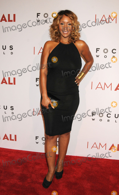 Aisha Morris Photo - Photo by GalaxystarmaxinccomSTAR MAX2014ALL RIGHTS RESERVEDTelephoneFax (212) 995-119610914Aisha Morris at the I am Ali Premiere held at  ArcLight Cinema Hollywood(CA)