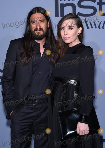 Lisa Bonet Photo - Photo by KGC-11starmaxinccomSTAR MAX2015ALL RIGHTS RESERVEDTelephoneFax (212) 995-1196102615Lisa Bonet and Jason Momoa at the 2015 InStyle Awards(Los Angeles CA)