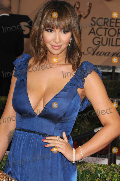Jackie Cruz Photo - Photo by KGC-136-JRstarmaxinccomSTAR MAX2016ALL RIGHTS RESERVEDTelephoneFax (212) 995-119613016Jackie Cruz at the 22nd Annual Screen Actors Awards held at the Shrine Auditorium(Los Angeles CA)