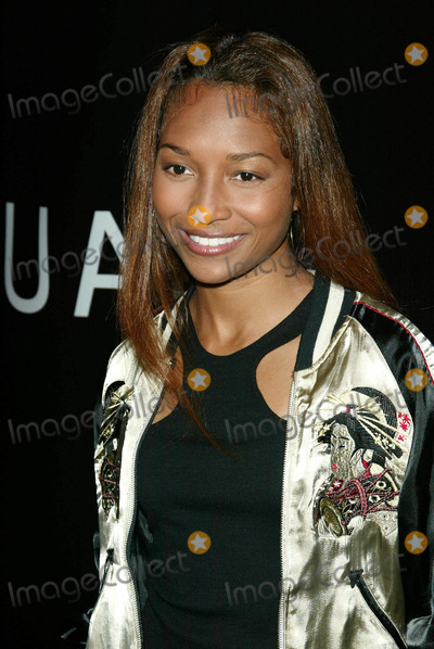 TLC Photo - Photo by Peter KramerSTAR MAX Inc - copyright 200391503Chili of TLC at the Jill Stuart Fashion Show(NYC)