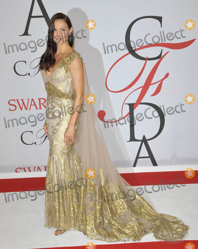 Ashley Judd Photo - Photo by Patricia SchleinstarmaxinccomSTAR MAX2015ALL RIGHTS RESERVEDTelephoneFax (212) 995-11966115Ashley Judd at the 2015 CFDA Fashion Awards(NYC)
