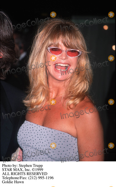 Goldie Photo - Photo by Stephen TruppSTAR MAX Inc - copyright 1999Goldie Hawn