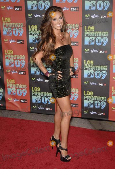 Anahi Photo - Photo by Michael Germanastarmaxinccom2009101509Anahi at the Los Premios MTV Latin America Awards(Los Angeles CA)